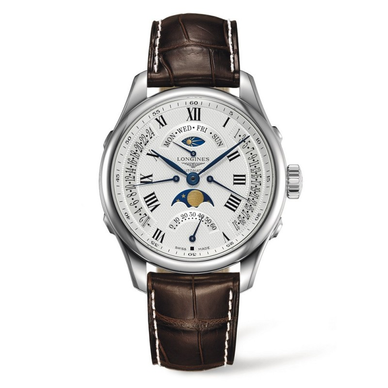 Montre Longines Homme Master Collection 41 mm - L2.738.4.71.3