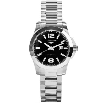 Montre Longines Femme Conquest 29,50 mm - L3.277.4.58.6