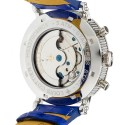 Montre Louis Cottier Tradition Bleu Bracelet Cuir - HS3370C4BC3