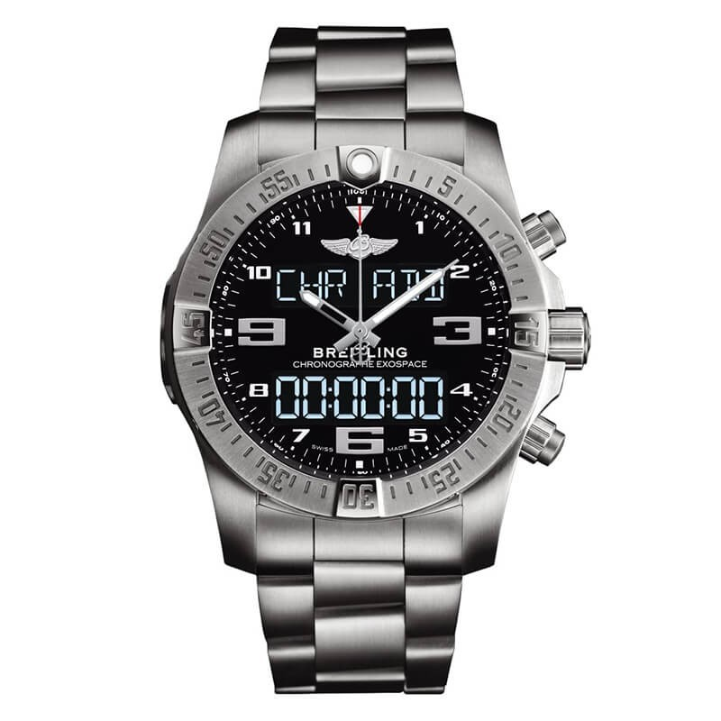 Montre Breitling Professional Exospace B55 Bracelet Professional III - EB5510H1