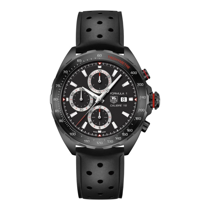 Montre TAG Heuer FORMULA 1 Chronographe automatique Calibre 16 - CAZ2011.FT8024