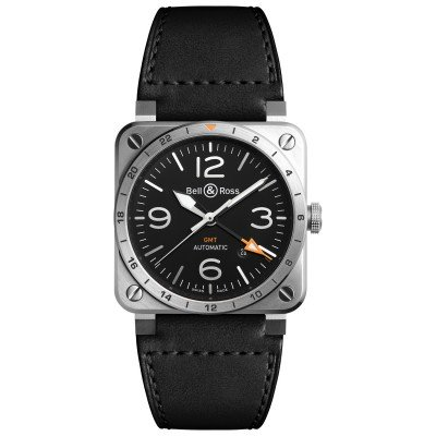 Montre Bell & Ross Aviation - BR03-93 GMT