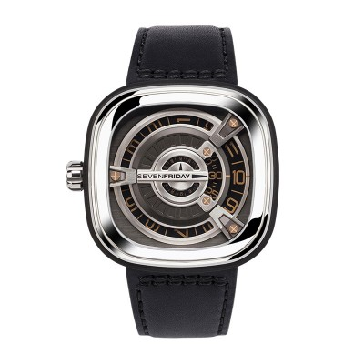 Montre Sevenfriday M1/03 Bracelet Cuir - M1/03