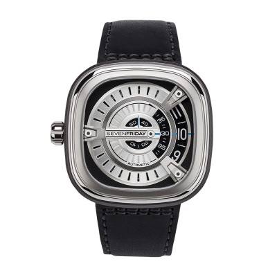 Montre Sevenfriday M1/01 Bracelet Cuir - M1/01