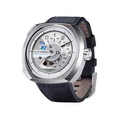 Montre Sevenfriday V1/01 Bracelet Cuir - V1/01