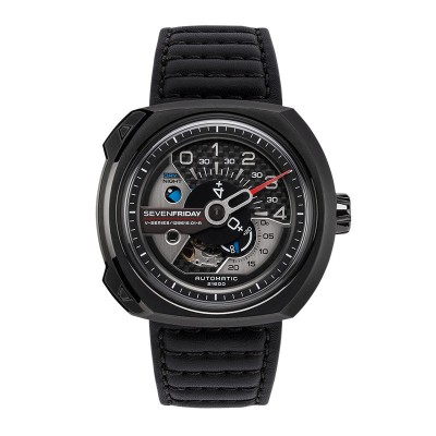 Montre Sevenfriday V3/01 Bracelet Cuir - V3/01