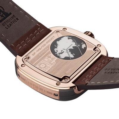 Montre Sevenfriday M2/02 Bracelet Cuir - M2/02