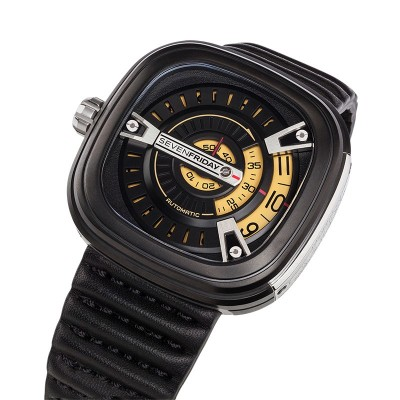 Montre Sevenfriday M2/01 Bracelet Cuir - M2/01