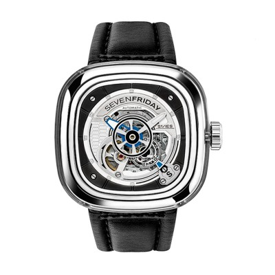 Montre Sevenfriday S1/01 Bracelet Cuir - S1/01
