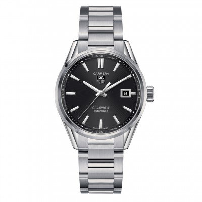 Montre TAG HEUER CARRERA Calibre 5 Automatique - WAR211A.BA0782