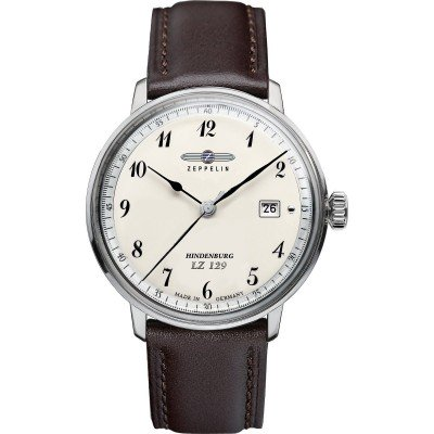 Montre Zeppelin LZ129 Hindenburg - 40 mm - 7046-4