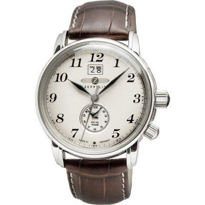 Montre Zeppelin LZ127 Graf - 42 mm - 7644-5