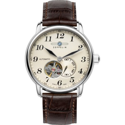 Montre Zeppelin LZ127 Graf - 40 mm - 7666-5