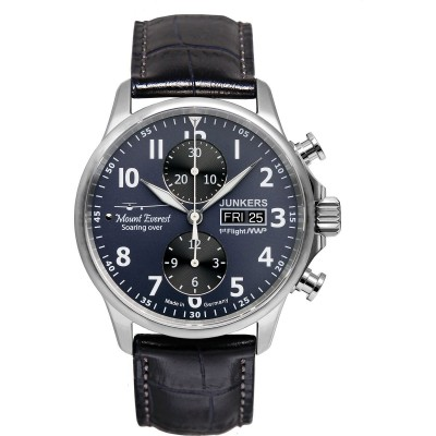 Montre Junkers Mountain Wave Project - 42 mm - 6824-3