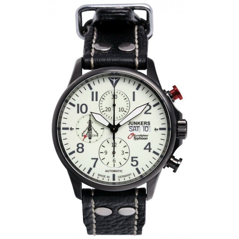 Montre Junkers Eurofighter Edition - 42 mm - 6820-5