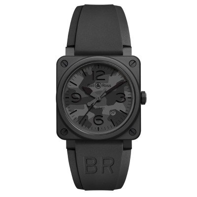 Montre Bell & Ross BR 03-92 BLACK CAMO