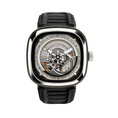 Montre Sevenfriday S2/01 S-Series Bracelet cuir