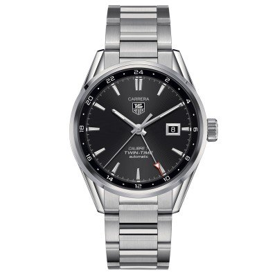 Montre TAG HEUER CARRERA Calibre 7 Twin Time automatique - 41 mm