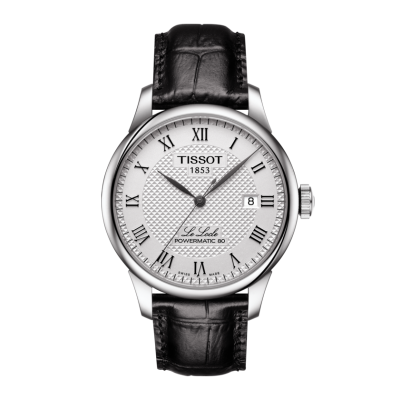 Montre Homme LE LOCLE POWERMATIC 80 - T0064071603300
