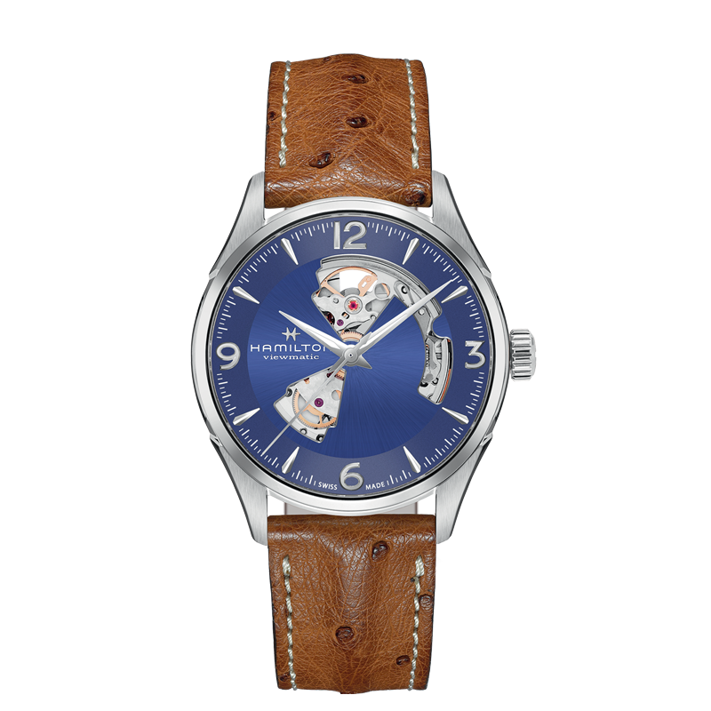 Montre Homme JAZZMASTER OPEN HEART AUTO 42MM - H32705041