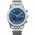 Montre Breitling Navitimer World chronographe automatique - A2432212|C651|443A