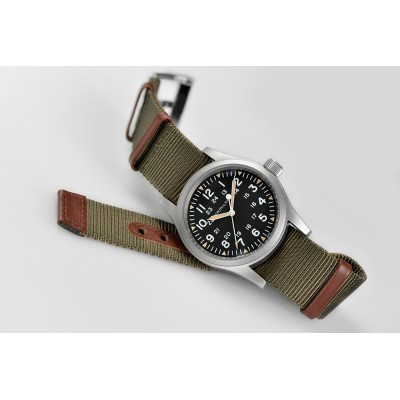 Montre Homme Hamilton KHAKI FIELD MECHANICAL - H69429931