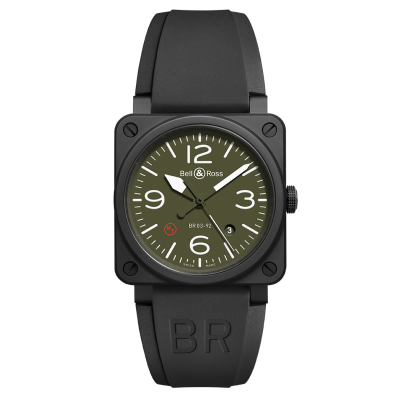 Montre Bell & Ross BR 03-92 MILITARY TYPE
