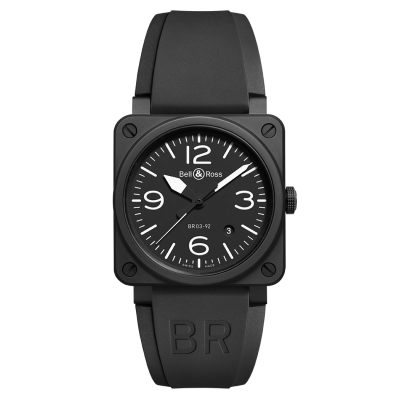 Montre Bell & Ross BR 03-92 BLACK MATTE
