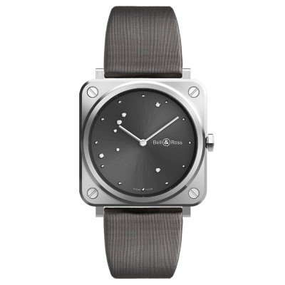 Montre Bell & Ross BR S Grey DIAMOND EAGLE