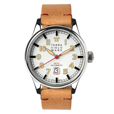 Montre TCM AVIATORE MK II WHITE