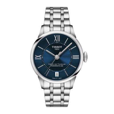Montre Tissot Chemin des Tourelles Powermatic 80 Lady 32mm
