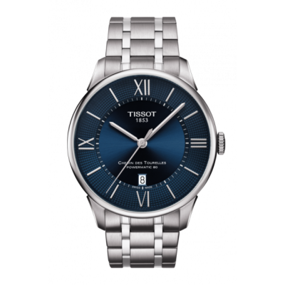 Montre Tissot Chemin des Tourelles Powermatic 80 42mm
