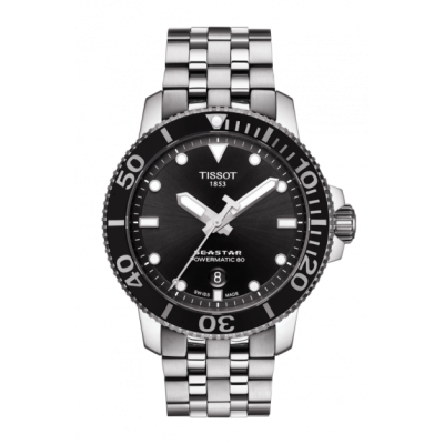 Montre Tissot Seastar 1000 Powermatic 80 43mm