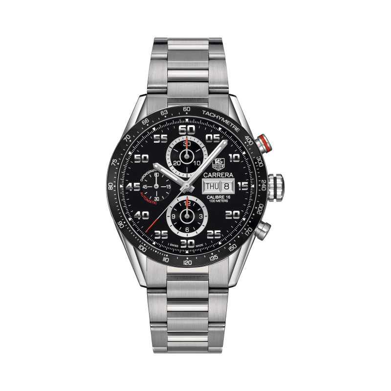 Montre Tag Heuer Carrera Calibre 16 Day-Date 43mm
