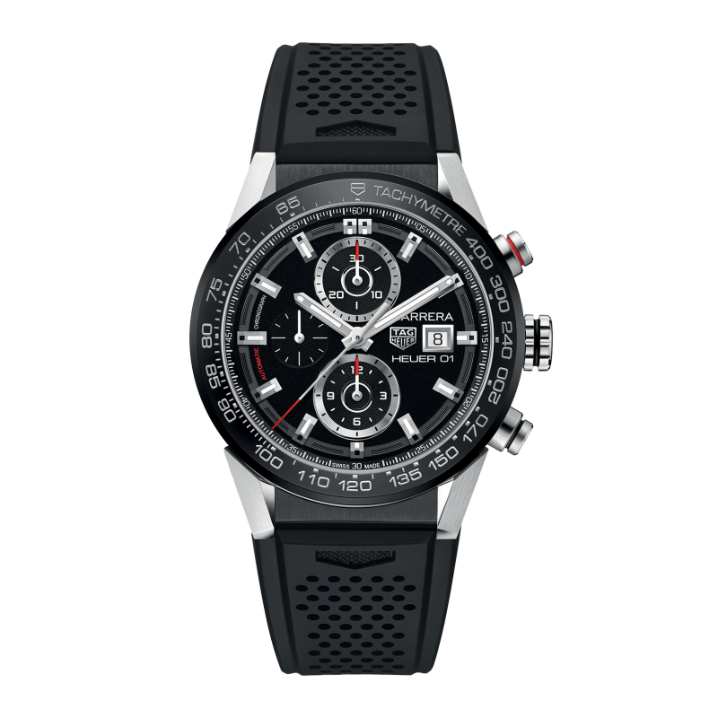 Montre Tag Heuer Carrera Calibre Heuer 01 43mm