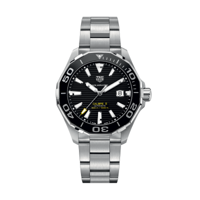 Montre Tag Heuer Aquaracer Calibre 5 43mm