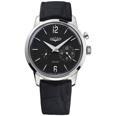 Montre Vulcain 50s Presidents' Watch Steel