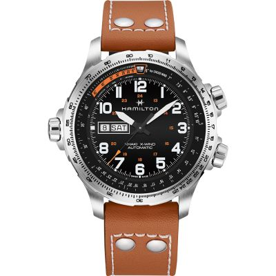 Montre Hamilton Khaki Aviation X-Wind Day Date Auto