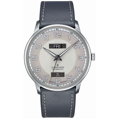 Montre Junghans Meister Driver Day Date - 027/4720.01