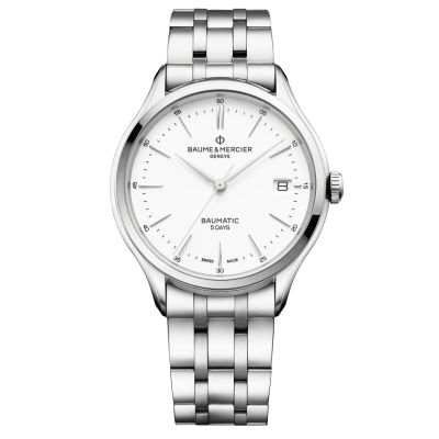 Montre Baume & Mercier Clifton Baumatic 10400