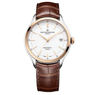 Montre Baume & Mercier Clifton Baumatic 10401