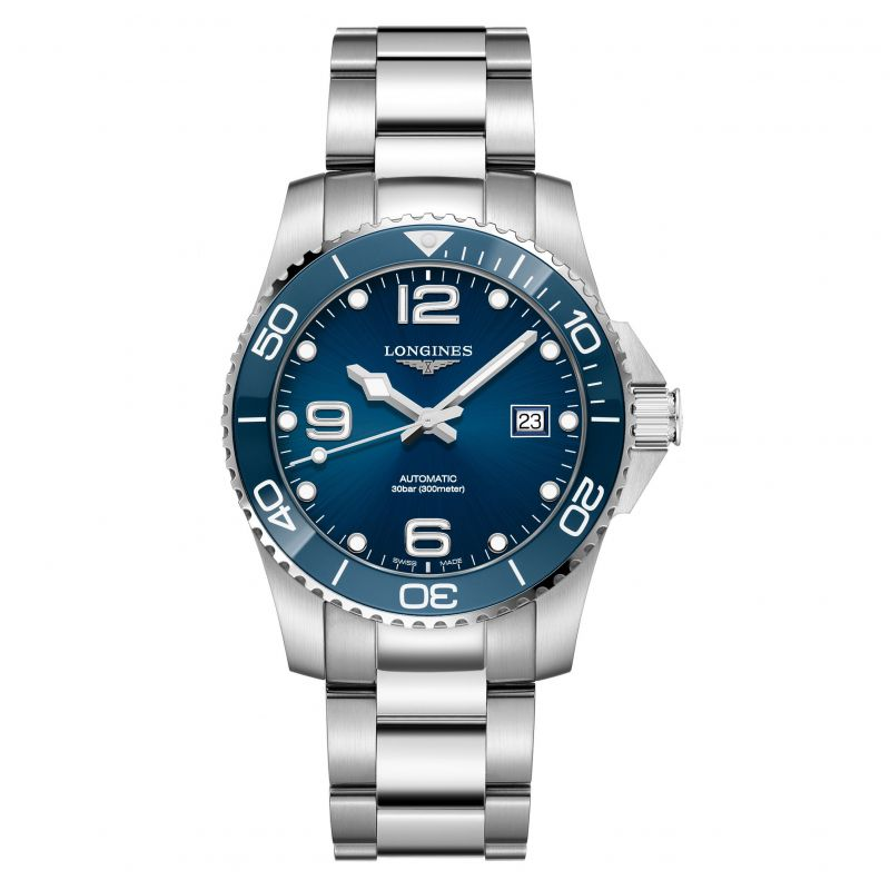 Montre Longines Homme Hydroconquest 41 mm - L37814966