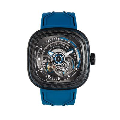 Montre SevenFriday S3/02 CARBON EDITION