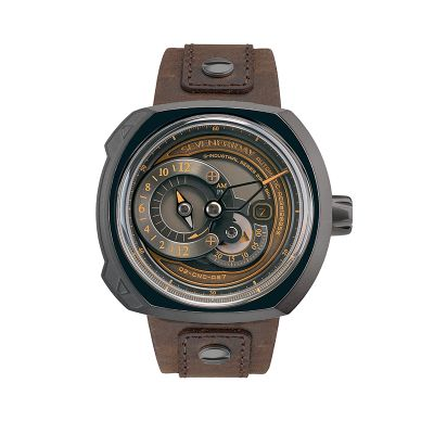 Montre SevenFriday Q2/03 Choo-Choo Edition