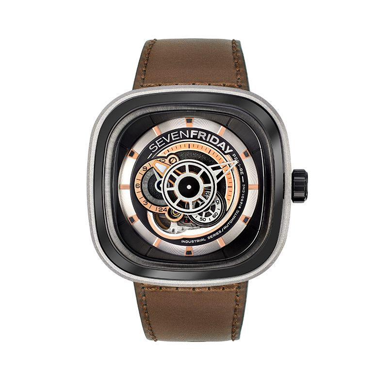 Montre SevenFriday P2B/01 INDUSTRIAL REVOLUTION