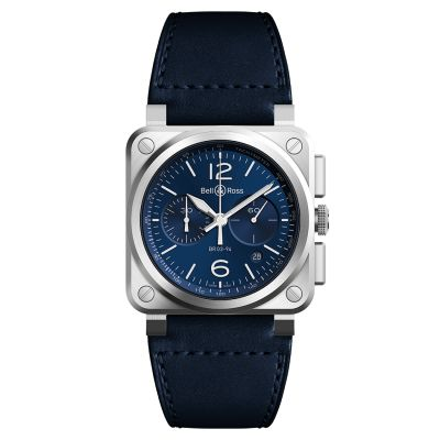 Montre Bell & Ross BR 03-94 BLUE STEEL