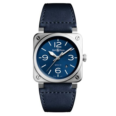 Montre Bell & Ross BR 03-92 BLUE STEEL