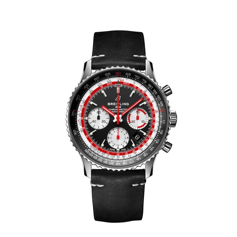 Montre Breitling Navitimer 1 B01 Chronograph 43 Airline Edition - Swissair  - AB01211B1B1X1