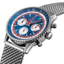 Montre Breitling Navitimer 1 B01 Chronograph 43 Airline Edition - Pan Am  - AB01212B1C1A1