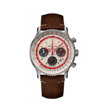 Montre Breitling  Navitimer 1 B01 Chronograph 43 Airline Edition - Twa  - AB01219A1G1X1